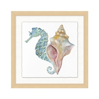 Watercolor Sea Shells 6