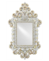 Royal Shell Mirror