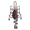 One-Light Crystal Sconce