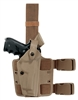 Safariland 6004 Tactical Pistol Thigh Holster