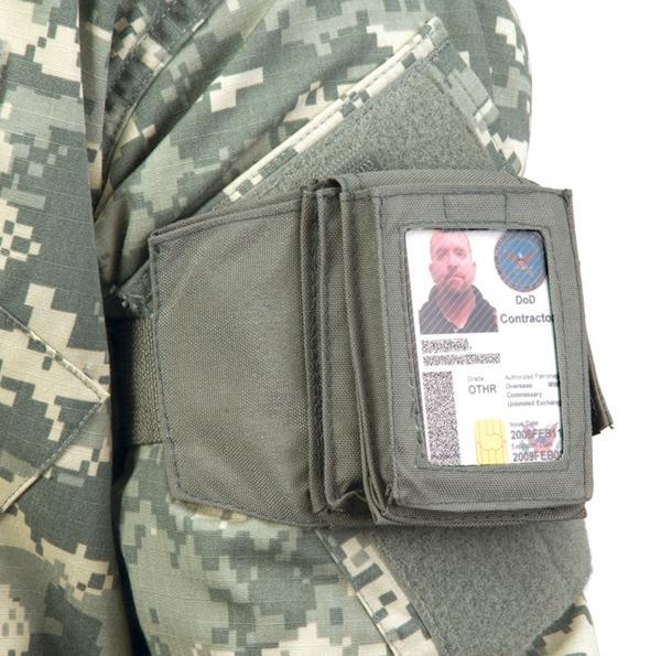 Challenger Arm Wallet Id Holder Edc Organizer