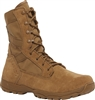 Tactical Research Flyweight II Military Boots- Coyote