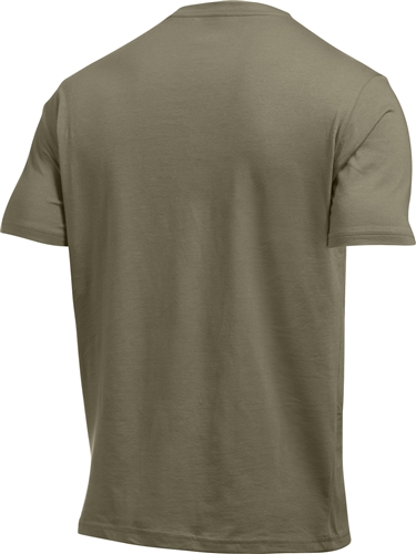 UA Tac Charged Cotton® Tee - Tan 499 ed212a212c4