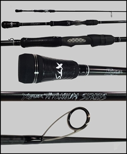 "WTISH74MF - 7'4"" Medium Fast Spinning Rod"