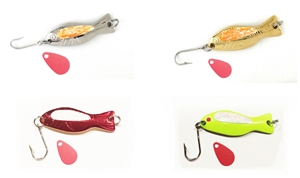 Al's  Fishing Lure Ice Jig Kit