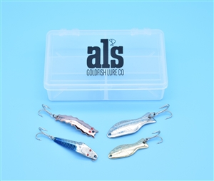 Trout fishing lure kit
