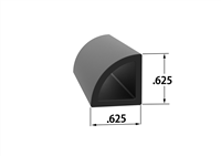 2123 Series EPDM Triangle-Seal
