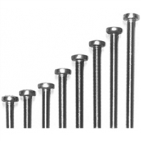 Fin screw 6mm