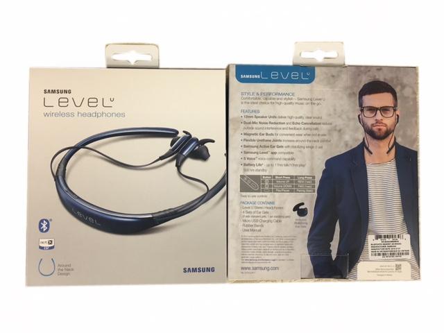 Samsung Level U Pro Bluetooth Wireless Black
