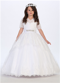 Kristen First Holy Communion Dress