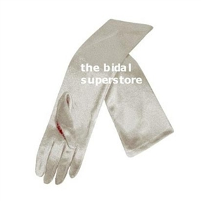 Satin Gloves - Long/Silver (0-16 years)