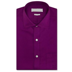 Boys Dress Shirt - Violet