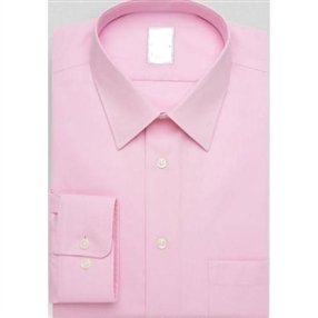 Long Sleeve Dress shirt -Pink