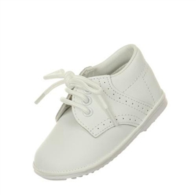 Leather Shoes - Boys Christening/Baptism