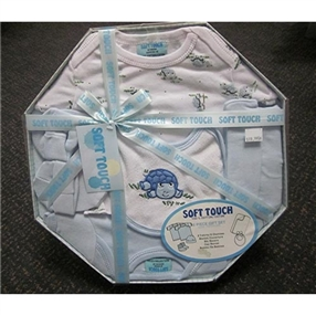 Newborn Baby Boy Gift Set - Blue