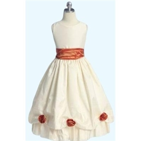 Blossom - IVORY Baby Dress