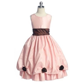 Blossom - Pink Baby Dress