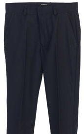 Gio Adjustable Slim Pants - NAVY