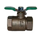 Wilkins - 112-850UXL - 1.5-inch Ball Valve Lead Free