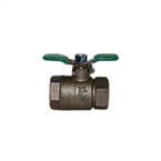 Wilkins - 34-850XL - 0.75-inch Ball Valve FNPT - Lead Free