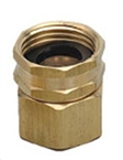 "Orbit - 53036 - 3/4"" FHT X FPT Brass Swivel"