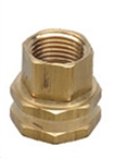 "Orbit - 53037 - 3/4"" FHT X 1/2"" FPT Brass Swivel"