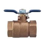 Febco - 781-052LL - 2-inch Lead Free Ball Valve
