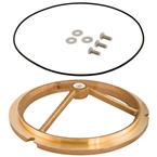 "902-384YD - Febco Seat Ring Kit 4"" Di Bolted In"