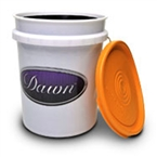 DAWN Bucket Organizer W/ 3 Large Trays