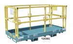 4x8 Safety Work Platform