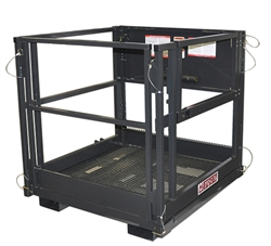 4X4 Industrial Work Platform