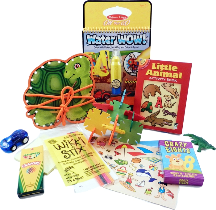 The Mini Travel Toys For 3 To 5 Year Old Boys Is A Great Little