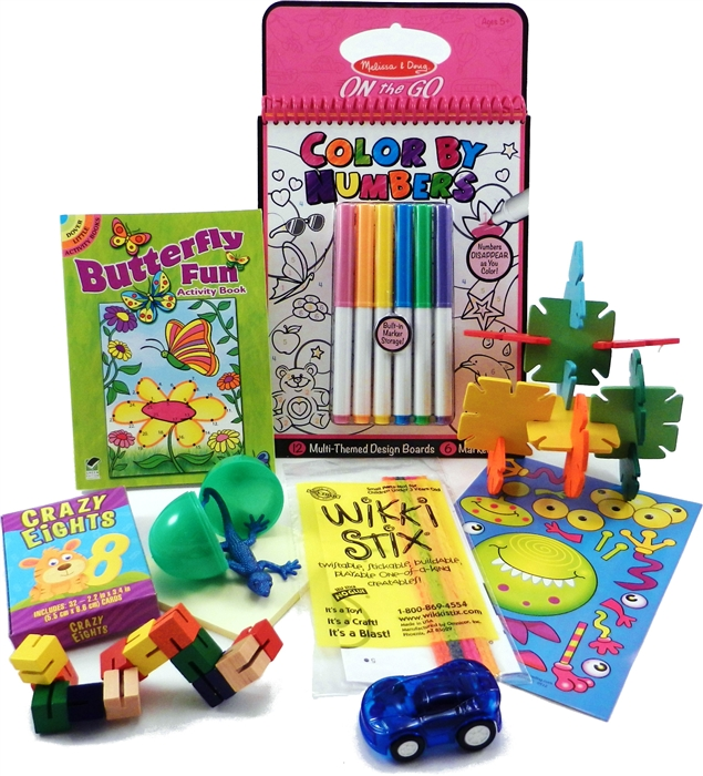 Toys For 9 Years : The mini travel toys for to year old girls is a