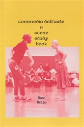 Commedia dell'arte: A Scene Study Book
