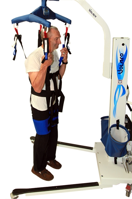GAIT TRAINER SLING (Select Size & Features)