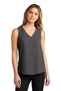 Port Authority ; Woven Shirts Ladies Ladies Sleeveless Blouse