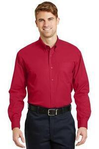 CornerStone ; Woven Shirts Easy Care Long Sleeve SuperPro Twill Shirt