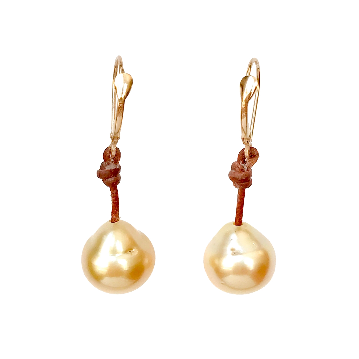 pearl hanadama akoya earrings single stud