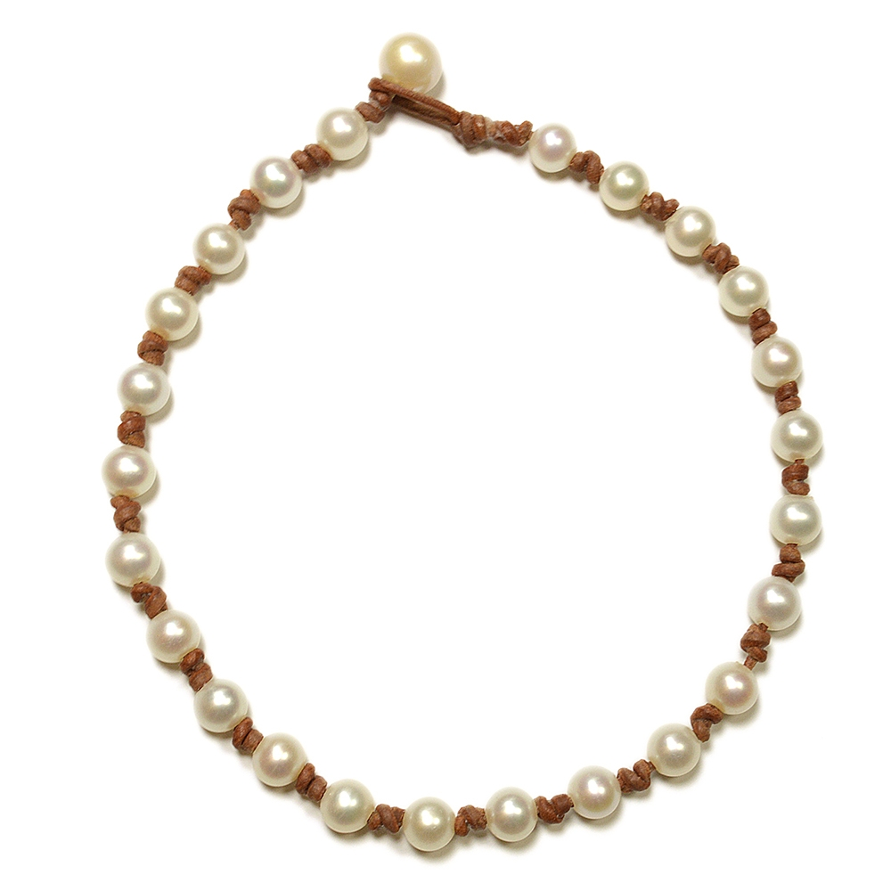 Wendy Mignot All Around The World Freshwater Necklace