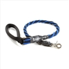Bun-Gee Pup-EE Single Walker Dog Leash - X-Large / Blue/Black 3 Foot
