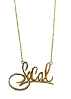 Traveler SoCal necklace by Janesko