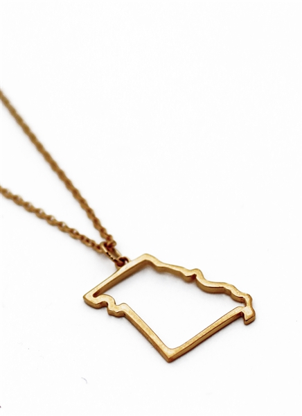 Traveler Missouri necklace by Janesko