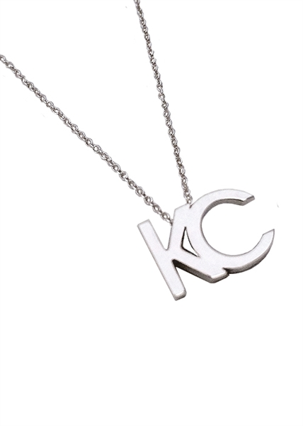 Traveler KC necklace by Janesko