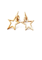Traveler  Starlight earrings by Janesko