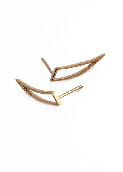 Traveler Sail Stud Earring by Janesko