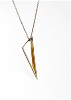Traveler 3 Corners Necklace by Janesko
