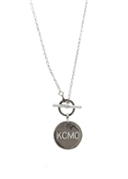 Traveler KCMO Necklace Toggle Necklace by Janesko