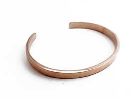 Custom Runway Slim Cuff Rose Gold
