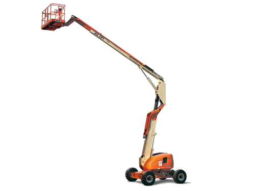 jlg 600aj articulating boom lift larger photo email