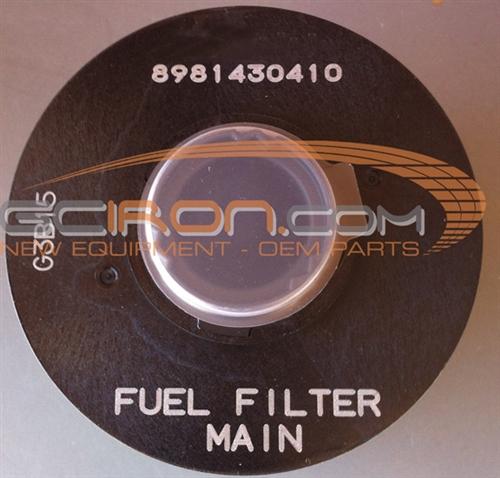 8981430410 element fuel filter multiquip parts. Black Bedroom Furniture Sets. Home Design Ideas